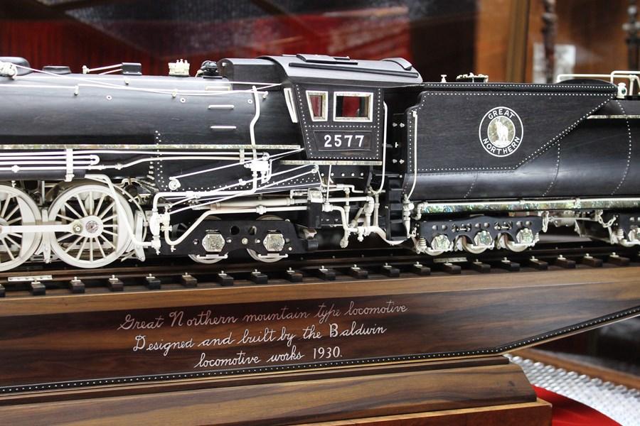 Great Northern Locomotive.