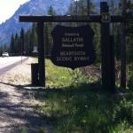 Beartooth Scenic Byway. (Photo: Sebwite)