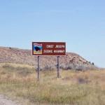 Chief Joseph Scenic Biway sign. (Photo: Omnibus)