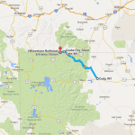 Day Two (cont'd): Route 2 from Cody to Yellowstone's NE Entrance - 80.5 miles
