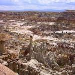 Hell's Half Acre, 320 acres of alien landscape. (Photo: Ron McEwan)