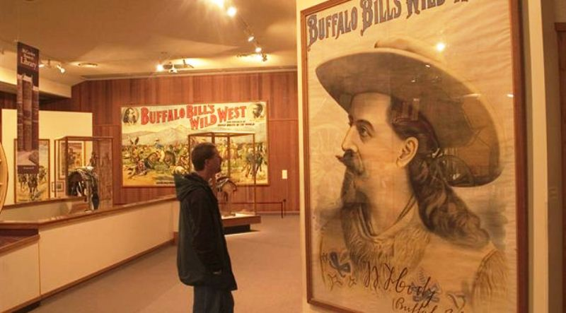 Buffalo Bill Museum at the Center. (Photo: Buffalo Bill Center of the West)