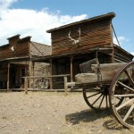 Old Trail Town (Photo: Panoramio)