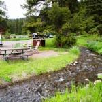Pebble Creek Campground. (Photo: NPS/N. Herbert)